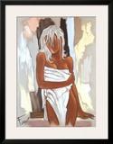 La Serviette Prints by Pierre Farel