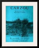 Galerie Nichido Prints by Jean Carzou