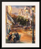 Twilight Time in Paris Posters by Marilyn Hageman