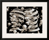 Bond of Union Print by M. C. Escher