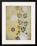 Citrus Blossom Prints by Sally Bennett Baxley