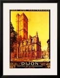 Dijon Art by Roger Soubie