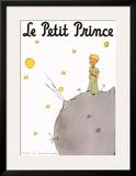 Le Petit Prince Poster by Antoine de Saint-Exupéry