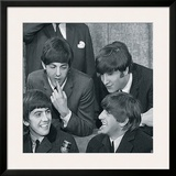 The Beatles III Framed Giclee Print