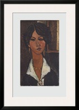Woman of Algeria Posters by Amedeo Modigliani