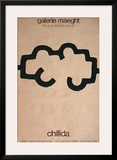 Terres de Grand Feu Poster by Eduardo Chillida