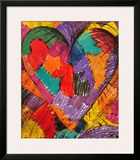 Monotypes, 1983 Posters by Jim Dine