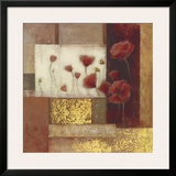 Red Poppies II Posters by Danielle Nengerman