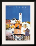 Ticino Prints by Daniele Buzzi