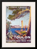 Toulon Posters