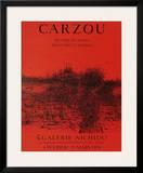 Galerie Nichido Ii Prints by Jean Carzou