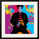 Suspicious Minds Prints by  Lobo