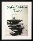 Festival D'Automne Posters by Anselm Kiefer