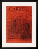 Galerie Tamenaga Prints by Jean Carzou