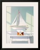Stargazing Framed Giclee Print by Jack Saylor