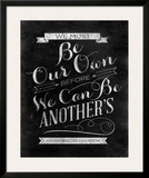 Be Our Own Print