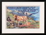 Chocolat Kohler Posters