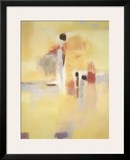 Search Framed Giclee Print by Nancy Ortenstone