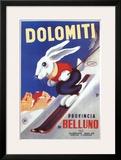 Dolomiti Posters by  Sabi