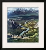 Canadian Pacific, Banff Art