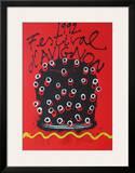 Festival D'Avignon 1992 Prints by Ezio Frigerio
