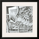Print Gallery Posters by M. C. Escher