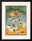 La baignade Prints by  Mai-thu