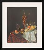 Still Life Print by Willem Kalf