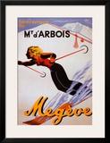 Megeve Prints