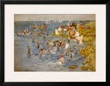 Bathing Posters by Maurice Brazil Prendergast