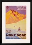 Champs de Ski Prints