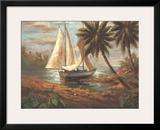 Setting Sail I Prints by Enrique Bolo