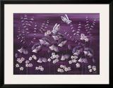 Moonlit Meadow Prints by Kaye Lake