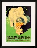Banania Exquis Dejeuner Sucre Poster