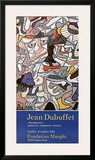 Hourloupe, c.1963 Posters by Jean Dubuffet