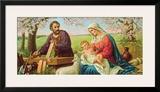 Heilige Familie Arte por  Giovanni