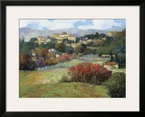 Affectionate Tuscany Prints by Kent Wallis
