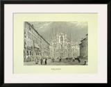 Milano Prints by Walter Perugini