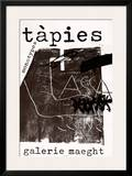 Expo Galerie Maeght 74 Prints by Antoni Tapies