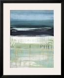 Sea and Sky I Prints by Heather Mcalpine