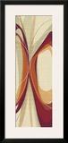 Vanguard I Framed Giclee Print by  Ahava