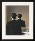 La Reproduction interdite, 1937 Prints by Rene Magritte
