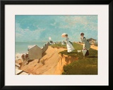 Long Branch New Jersey Posters by Winslow Homer