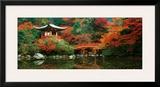 Daigo Shrine, Kyoto, Japan Prints by Umon Fukushima