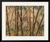 Bamboo Forest I Prints by  Judeen