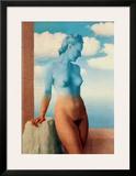 La Magie Noire Art by Rene Magritte