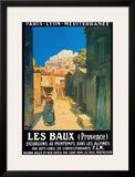 Baux Prints