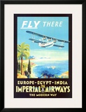 Imperial Airways Print