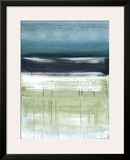 Sea and Sky II Print by Heather Mcalpine