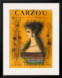 Le paradis terrestre Prints by Jean Carzou